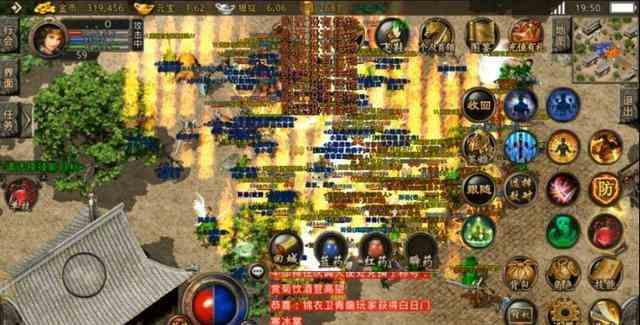 超变传奇65535中虎啸龙潭地图攻略