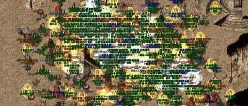 176六区超变传奇手游里首沙第一战≮傳奇≯入主沙城