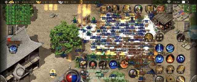 52345里战士如何在游戏中高效打装备