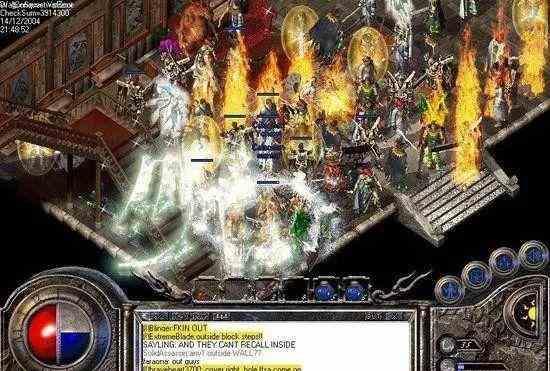 新开传奇网站中新手玩家玩战士的一些错误操作